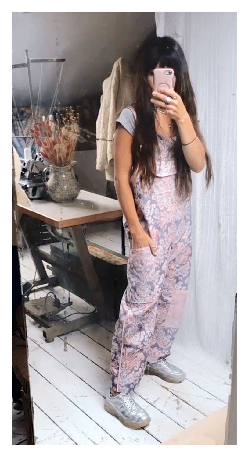 OMBRE CLO DUNGAREES (SOLD OUT)